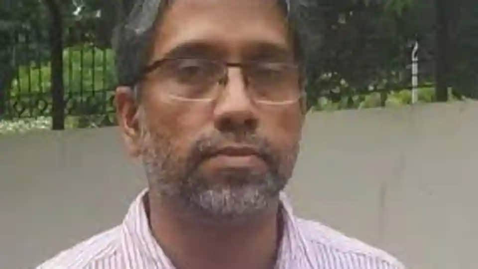 Hany Babu was arrested by the NIA on July 28 in connection with the Elgar Parishad/Bhima Koregaon case.
