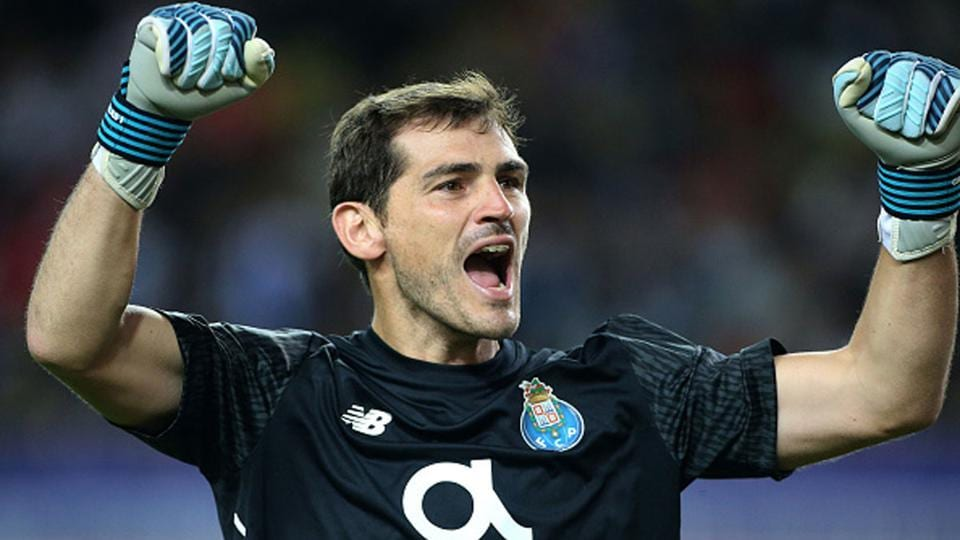 File image of Iker Casillas.