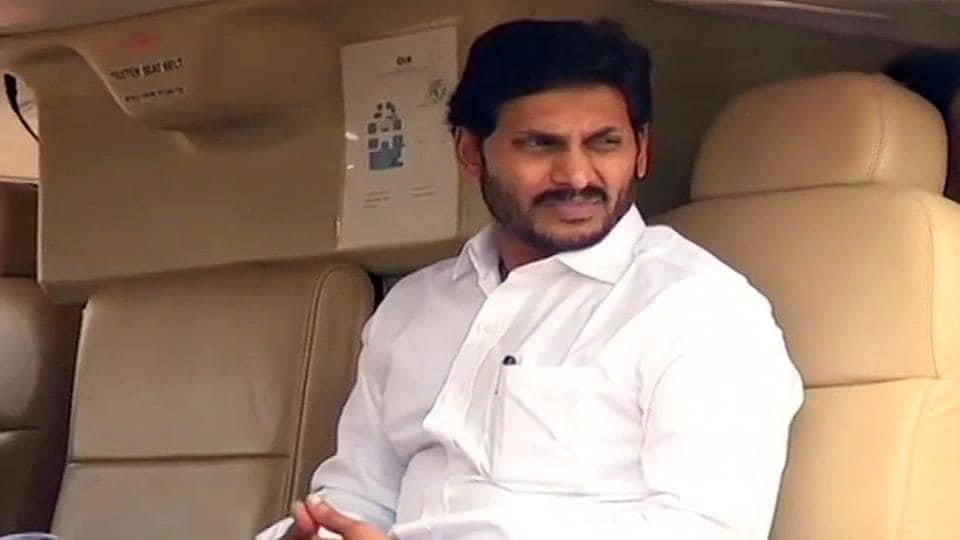 The high court ordered the YS Jagan Mohan Reddy government to maintain status quo with regard to Amaravati as the capital city of Andhra Pradesh .