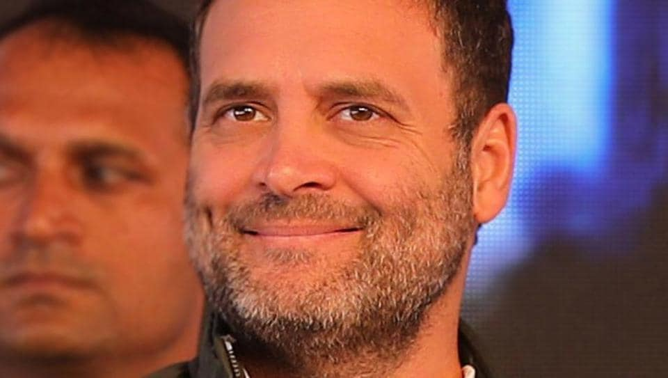 Some sections of Congress party have started demanding that Rahul Gandhi  return to the post of Congress president that he gave up in May 2019