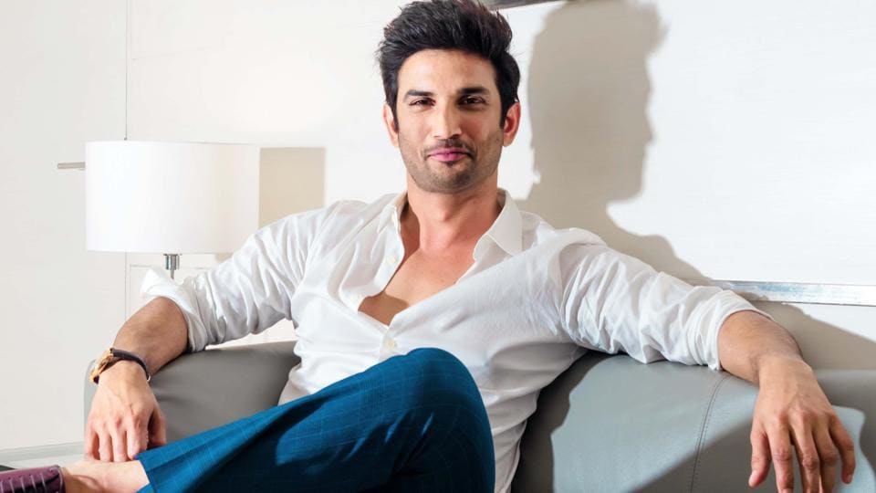 Bollywood actor Sushant Singh Rajput during an interview with HT on May 25, 2018 in New Delhi, India.