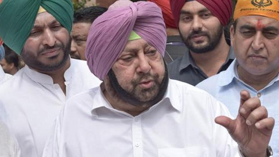 Punjab CM Capt Amarinder Singh has says he has ordered for a swift crackdown against all responsible for the hooch tragedy.