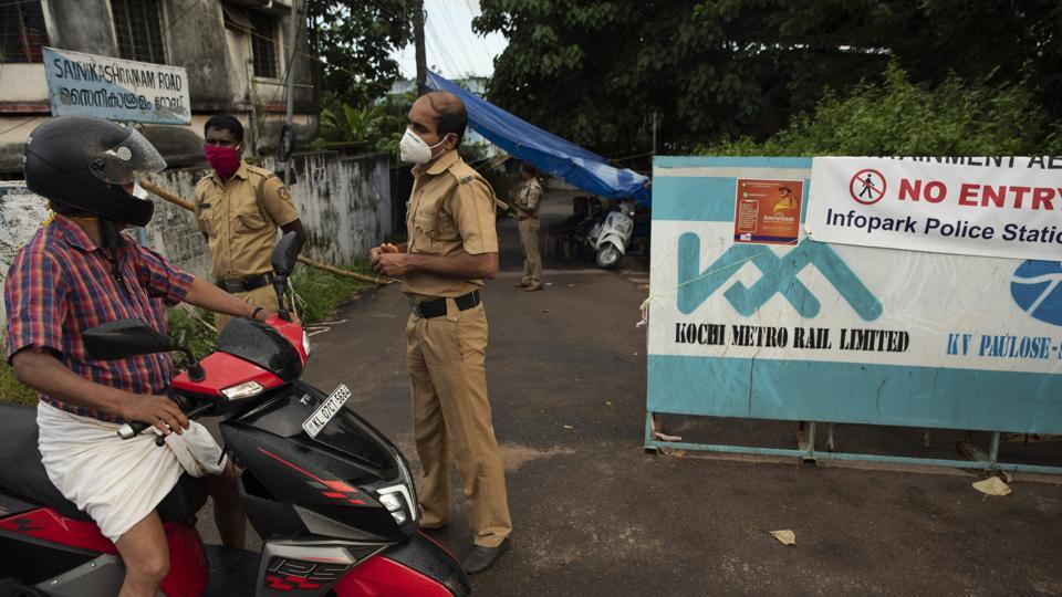 Kerala reported 962 new cases of Covid-19 on Monday, which took its tally to 26,872.