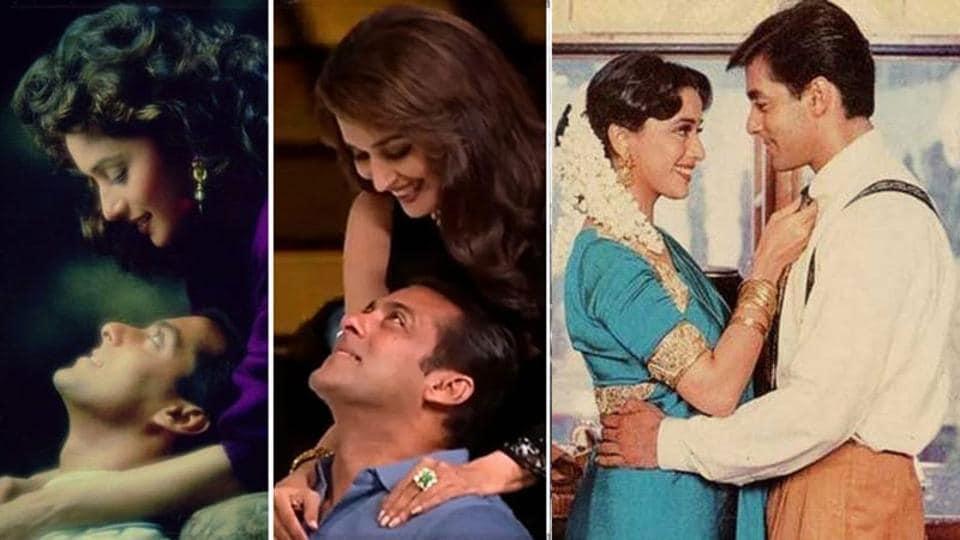 Hum Aapke Hain Koun starred Madhuri Dixit and Salman Khan as Nisha and Prem, respectively.