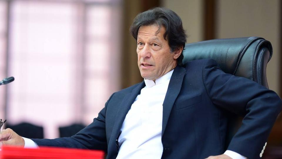 Prime Minister Imran Khan released a new 'political map' of Pakistan but it could boomrang on Islamabad