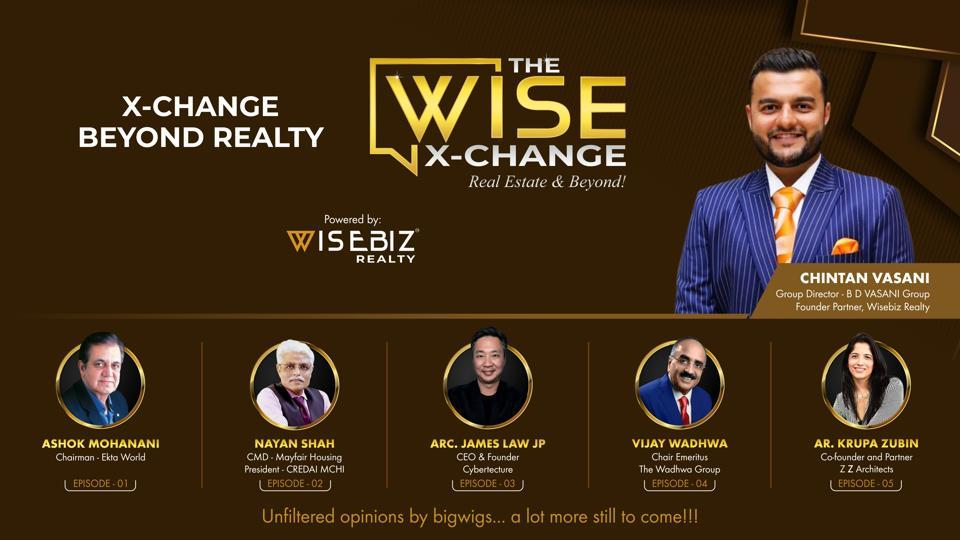 The E Talk series unfolds the real estate icon's take on challenges and opportunities of the industry and has gained an avid audience.