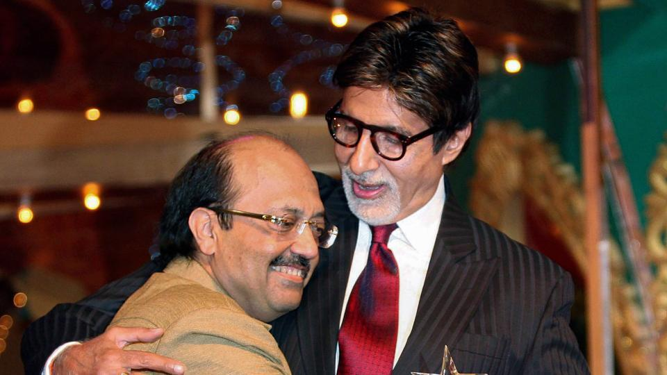 The Rise And Fall Of Amar Singh