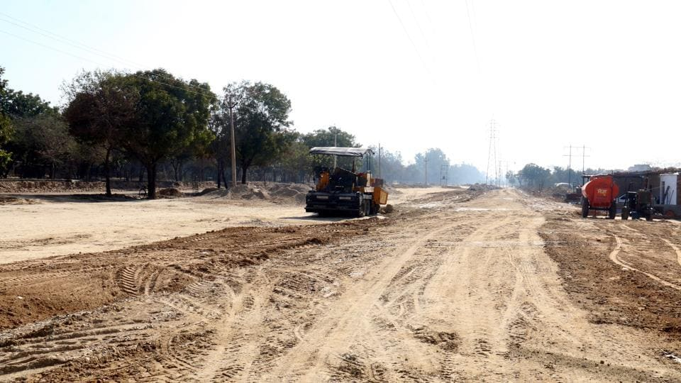 The works include laying interlocking tiles roads worth Rs 17 crore and Rs 3 crore of bitumen roads in ward numbers 2-16 and 18-29.