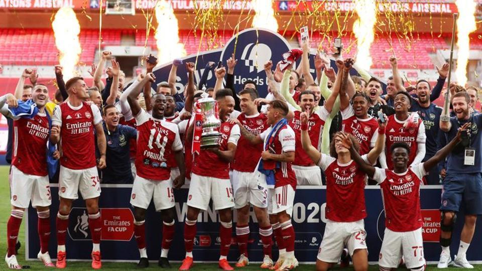 File image of Arsenal.