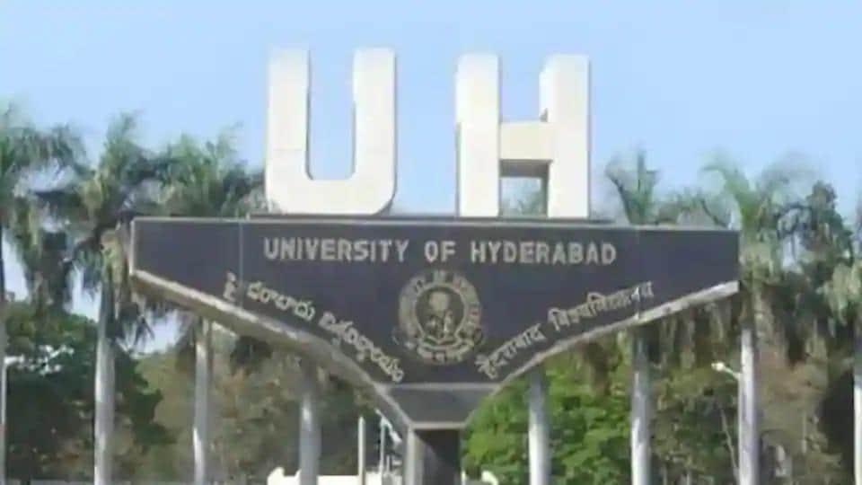 University of Hyderabad. (File photo)
