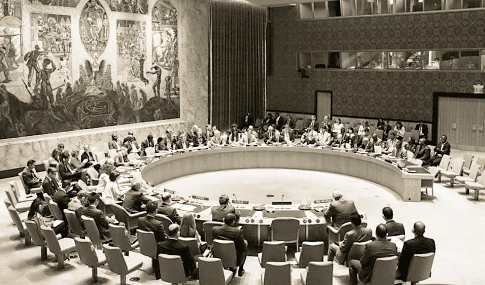 UNSC: A diplomatic 'two-front' war