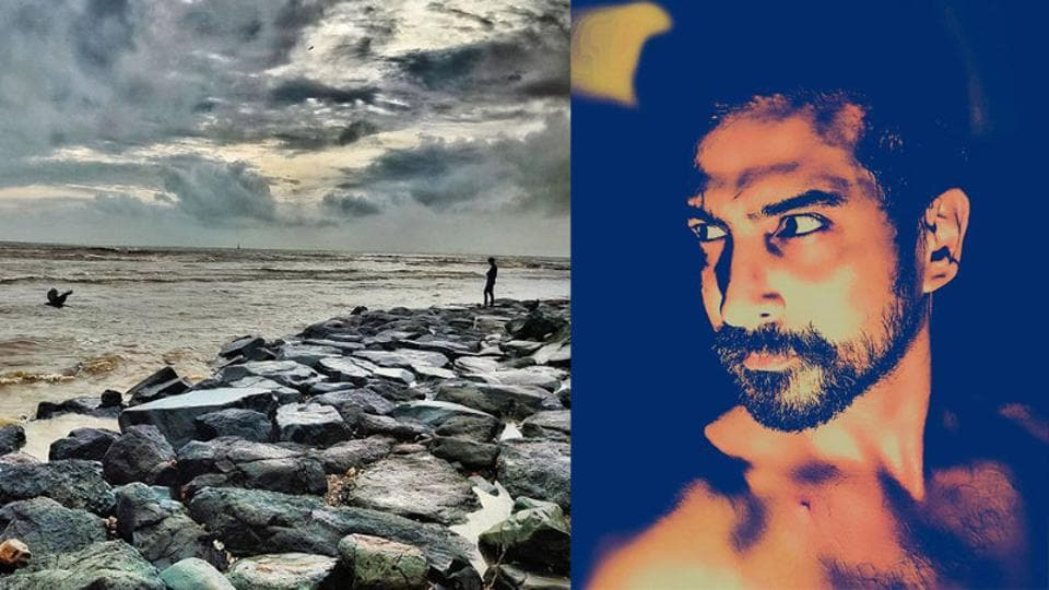 Sameer Sharma had shared the picture of a beach days before his death.