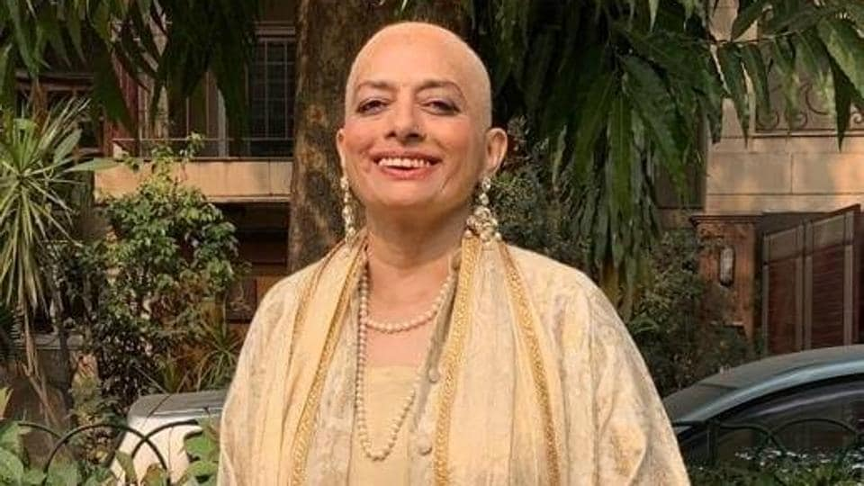 Sadia Dehlvi fought a long battle with cancer and breathed her last on August 5, 2020.
