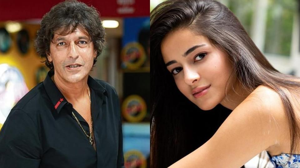 Actor Chunky Panday's daughter Ananya made her acting debut with Student Of the Year 2.