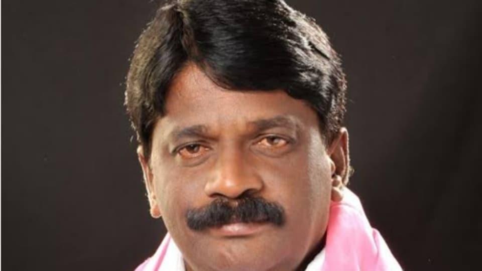File photo: TRS lawmaker S Ramachandra Reddy.