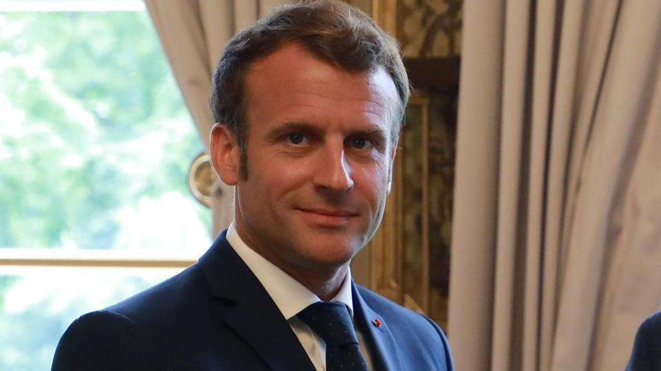 France S Macron Heads To Lebanon After Deadly Mega Blast World News Hindustan Times