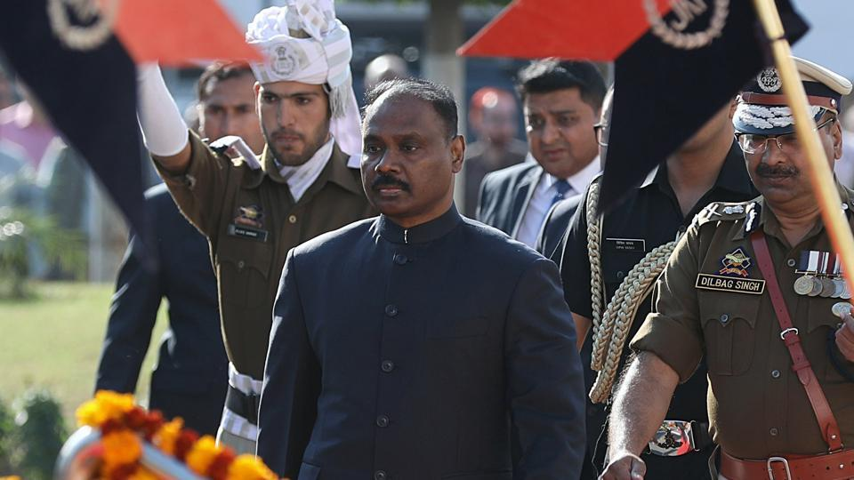 GC Murmu was appointed the first Lt Governor of the Union Territory of Jammu and Kashmir on October 31, 2019.)