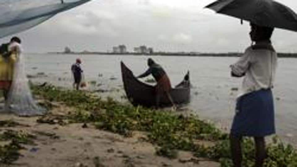 The Met office said a low pressure was brewing in the Bay of Bengal and it is expected to gain speed by Saturday triggering heavy rains till Sunday.