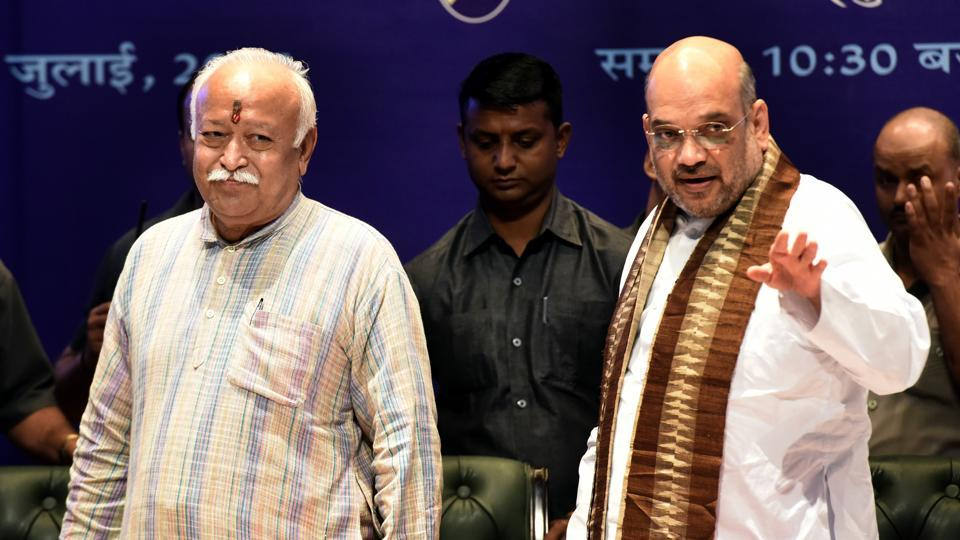 In the case of Article 370, the BJP pushed the move through parliament. In the case of the temple, a Supreme Court ruling set the stage for it. But the UCC, people in both the Sangh (RSS)  and the BJP say, is different.