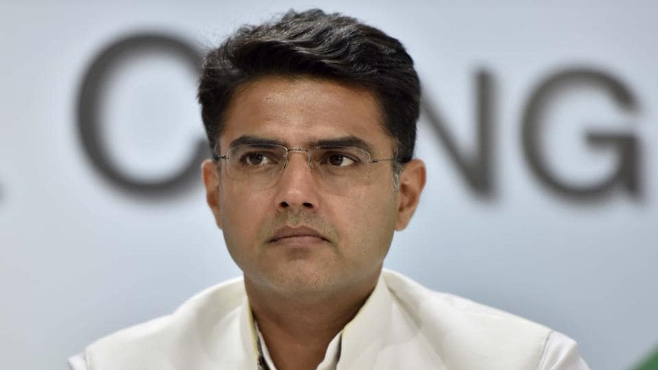 Rajasthan 's former Deputy Chief Minister Sachin Pilot was sacked as the party's chief in the state in July.