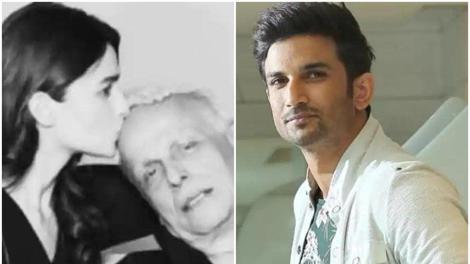 Producer Ramesh Taurani has spoken about his last call with Sushant Singh Rajput before the actor's death, while Mahesh Bhatt wrote a note before Sadak 2's release.