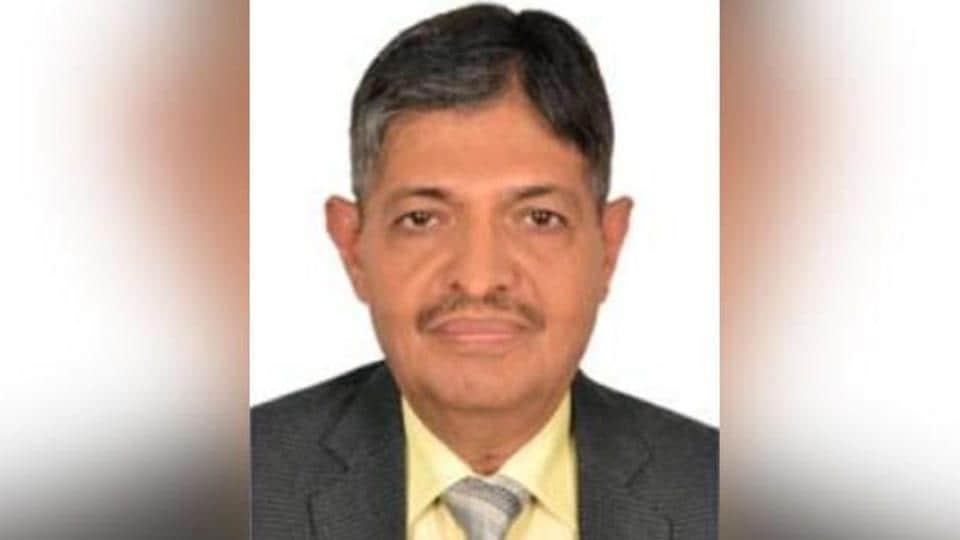 Professor Pradeep Kumar Joshi.