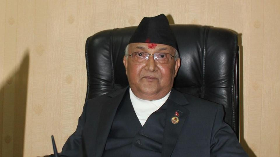 PM KP Sharma Oli has made it clear that he did not intend to step down and would complete the journey that he had set out on