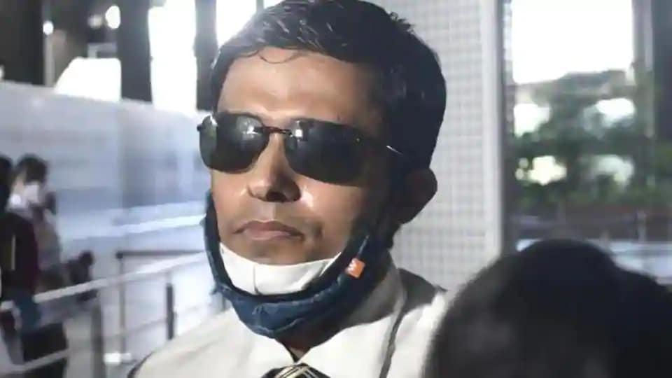 Indian Police Service (IPS) officer Vinay Tiwari