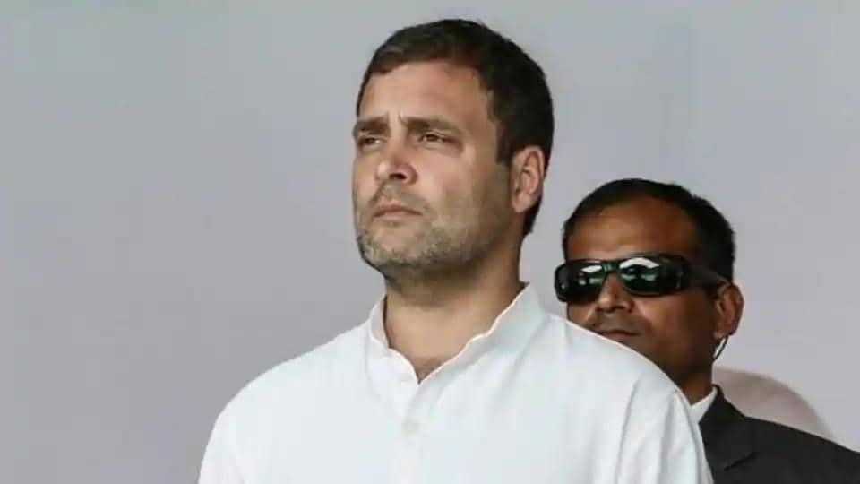 Congress leader Rahul Gandhi took a jibe at the Centre over rising Covid-19 cases in the country.