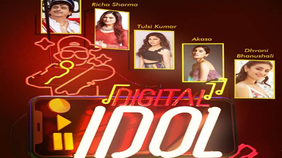 The celebrity judges include  Amit Trivedi, Palash Sen, Tulsi Kumar, Dhvani Bhanushali, Akasa and Richa Sharma.