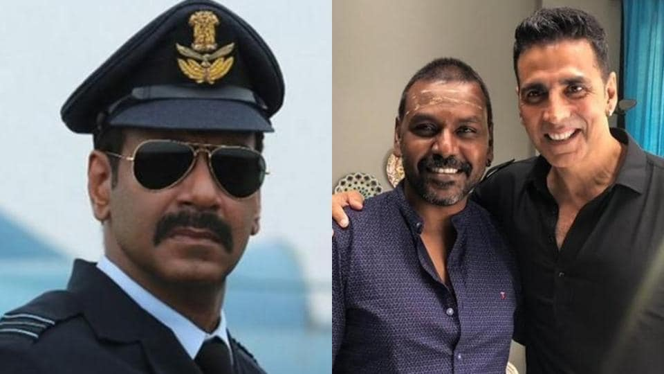 Ajay Devgn's Bhuj: The Pride of India and Akshay Kumar's Laxmmi Bomb both will release directly on OTT platforms.