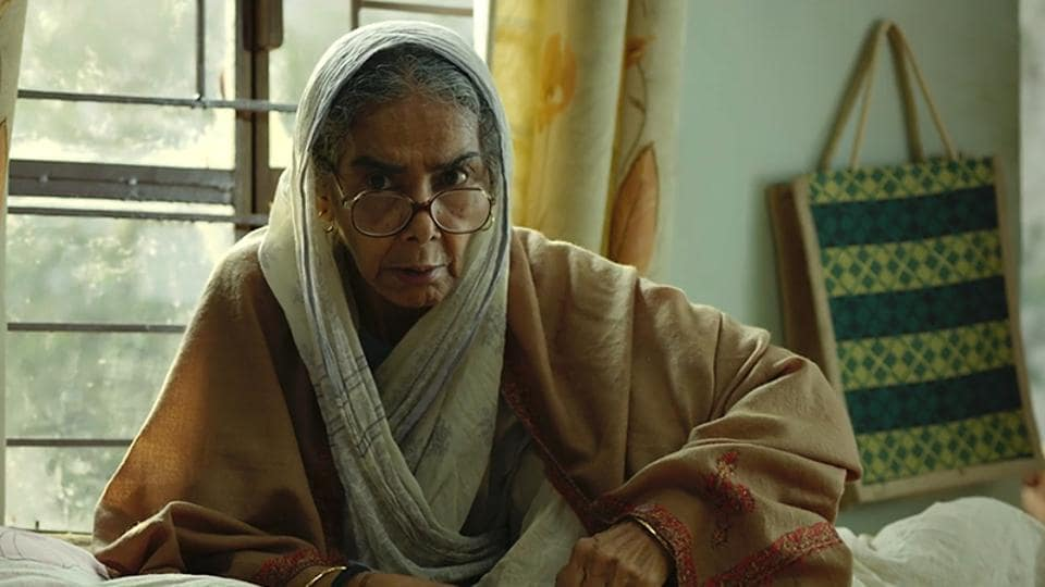 Surekha Sikri was among the senior actors who had protested against the age restriction.