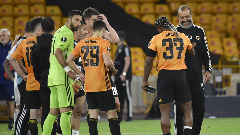 Europa League 2020: Sevilla and Wolves win to reach quarterfinals