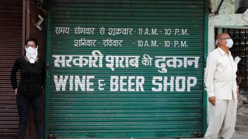Around 389 liquor shops are owned by private individuals.