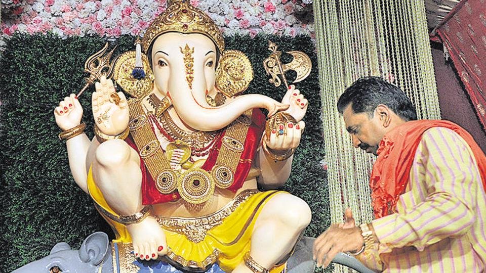 """Mayor Murlidhar Mohol said, """"Ganpati festival has always been a centre of attraction for Punekars, but this year the situation is different. We have already taken a couple of meetings with the mandal representatives and it is decided that there will be no immersion procession this year."""