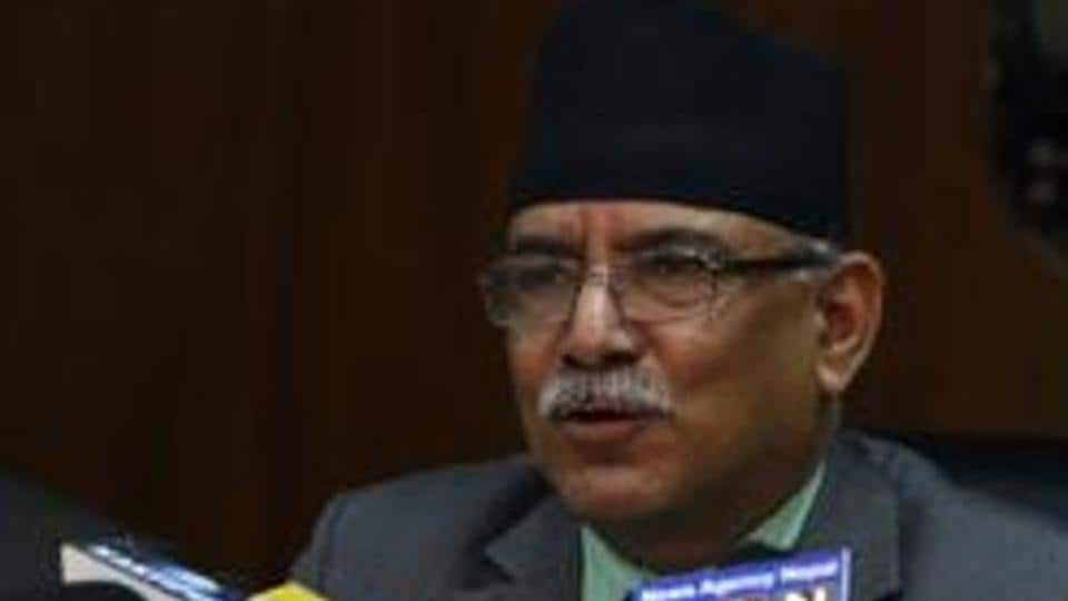 Nepal  Community Party's executive chairman Pushpa Kamal Dahal  Prachanda (in photo) and some other leaders of the party are locked in a power struggle with Prime Minister Oli.
