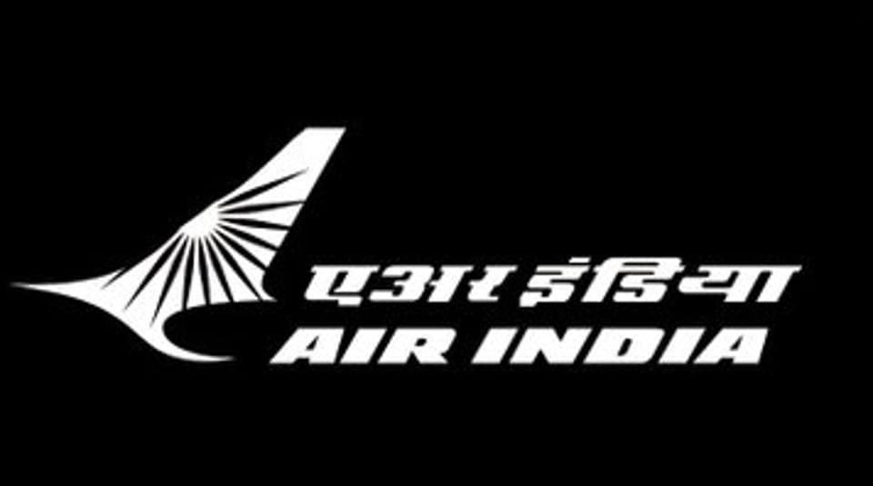 Air India's official handles on social media have now been updated their cover and profile photos with its trademark logo appearing in white against the black background.