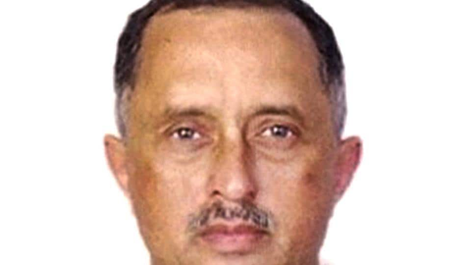 """""""Capt Deepak V Sathe (in photo) was from 58th course of National Defence Academy, Pune. He was from Juliet Squadron,"""" said Air Marshal Bhushan Gokhale (Retd)."""