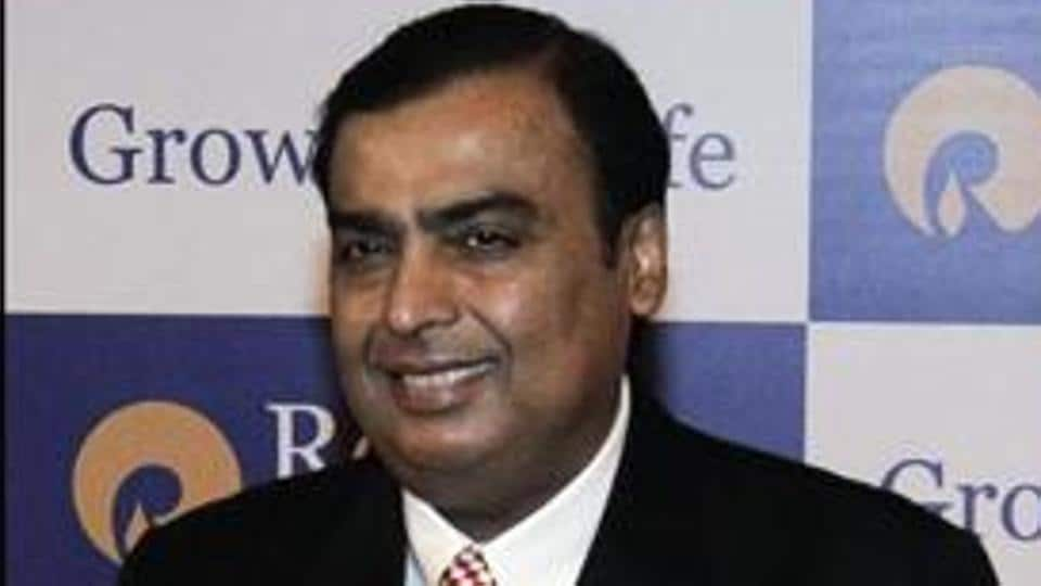 Reliance Industries Ltd.'s chairman is now worth $80.6 billion, after amassing $22 billion this year, according to the Bloomberg Billionaires Index