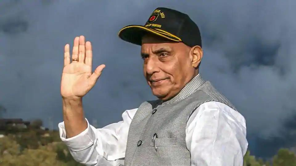 Defence minister Rajnath Singh announced an embargo on import of 101 defence items on Sunday.