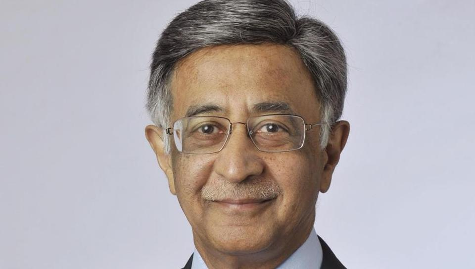 Baba Kalyani, chairman and managing director of Bharat Forge.