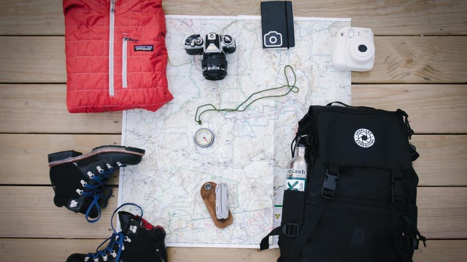 What is in your travel bag?