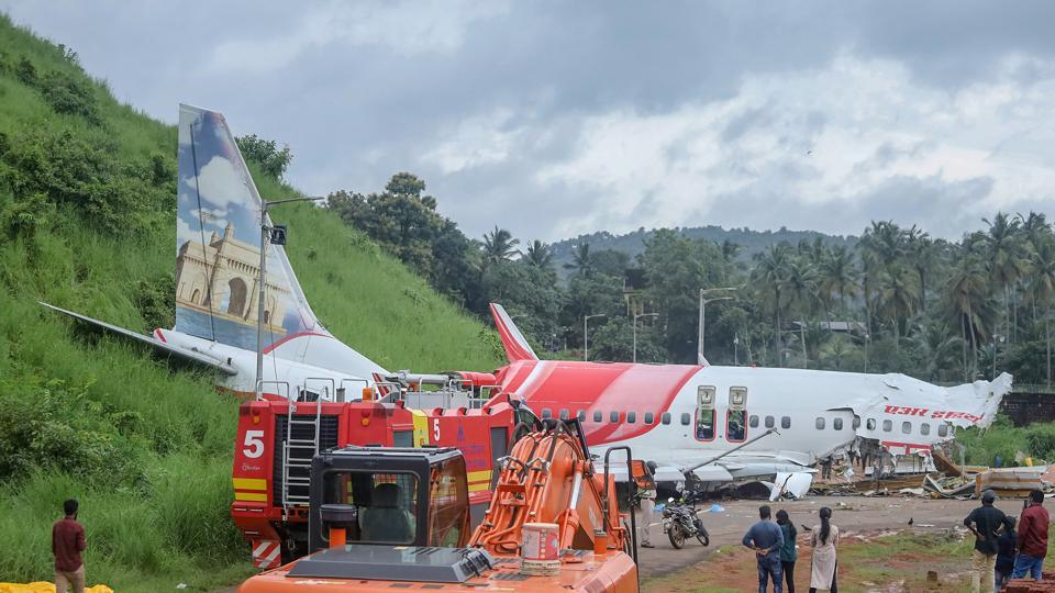 Air India Express AIX1344 was a repatriation flight under the Vande Bharat programme for Indians who were stranded outside the country amid travel restrictions brought on by the coronavirus disease (Covid-19) pandemic.