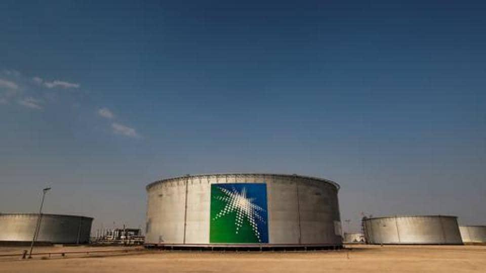 Aramco was listed in Riyadh last year in a record $29.4 billion flotation