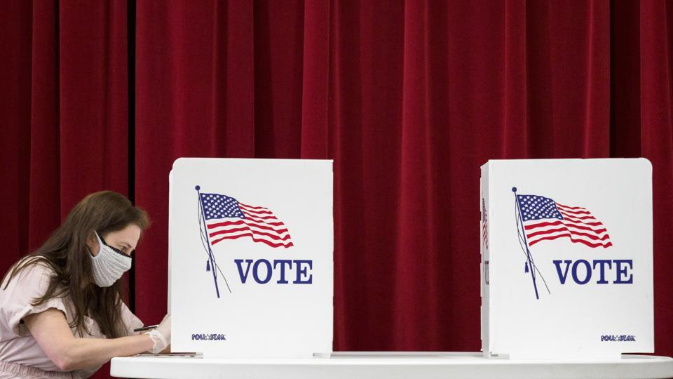 William Evanina, director of the National Counterintelligence and Security Center, said the three countries were using online disinformation and other means to try to influence voters, stir up disorder and undermine American voters' confidence in the democratic process.