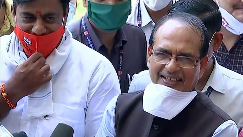 Since his release from the hospital, Chouhan has been under home quarantine.