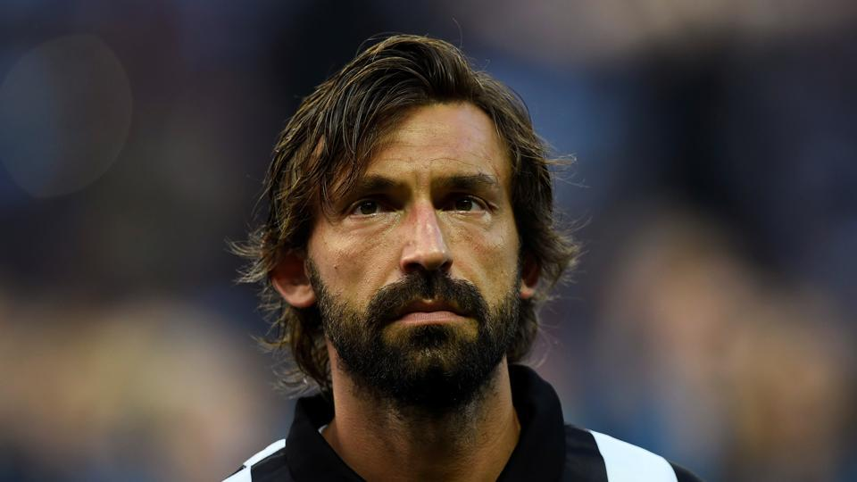 Andrea Pirlo hired to replace fired Sarri at Juventus