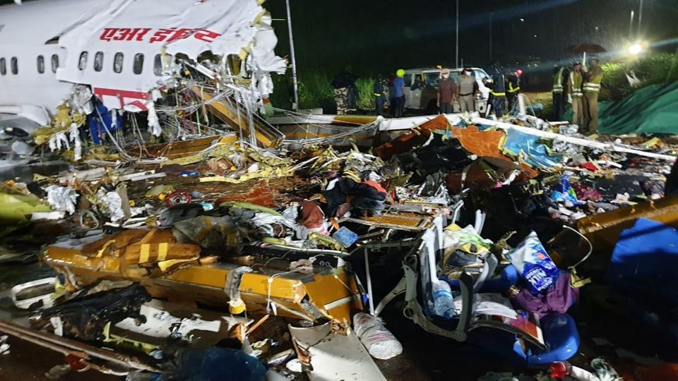 According to Ranganathan, he warned authorities a year after the 2010 Mangalore crash that the Calicut runway was unsafe for landing and needed to be re-evaluated, but his message was ignored.