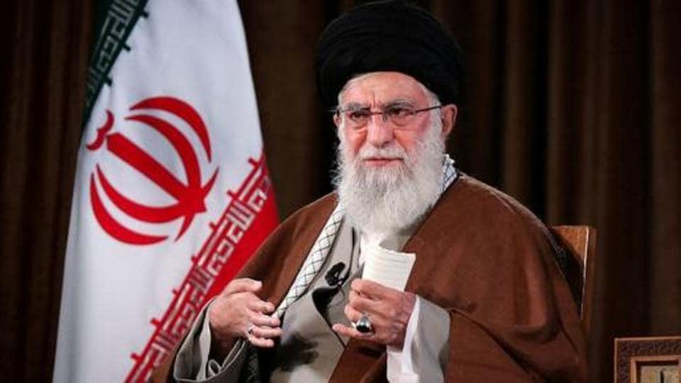 Iran's Ayatollah Khamenei opens a Twitter account in Hindi - Hindustan Times