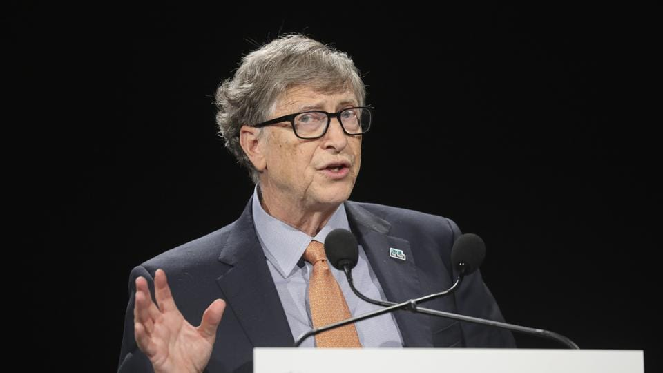 Gates reiterated that he expects the US to largely get through the pandemic by the end of next year as therapeutics and a vaccine become available.